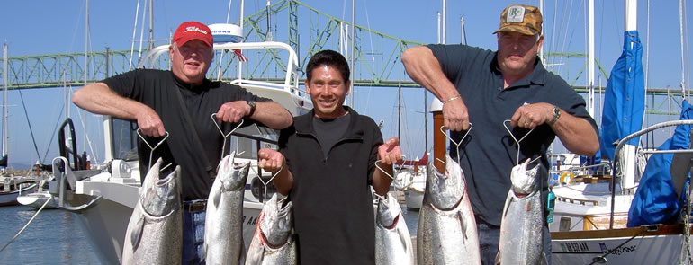 Fins Feathers & Furs Outfitters Oregon Fishing Guides